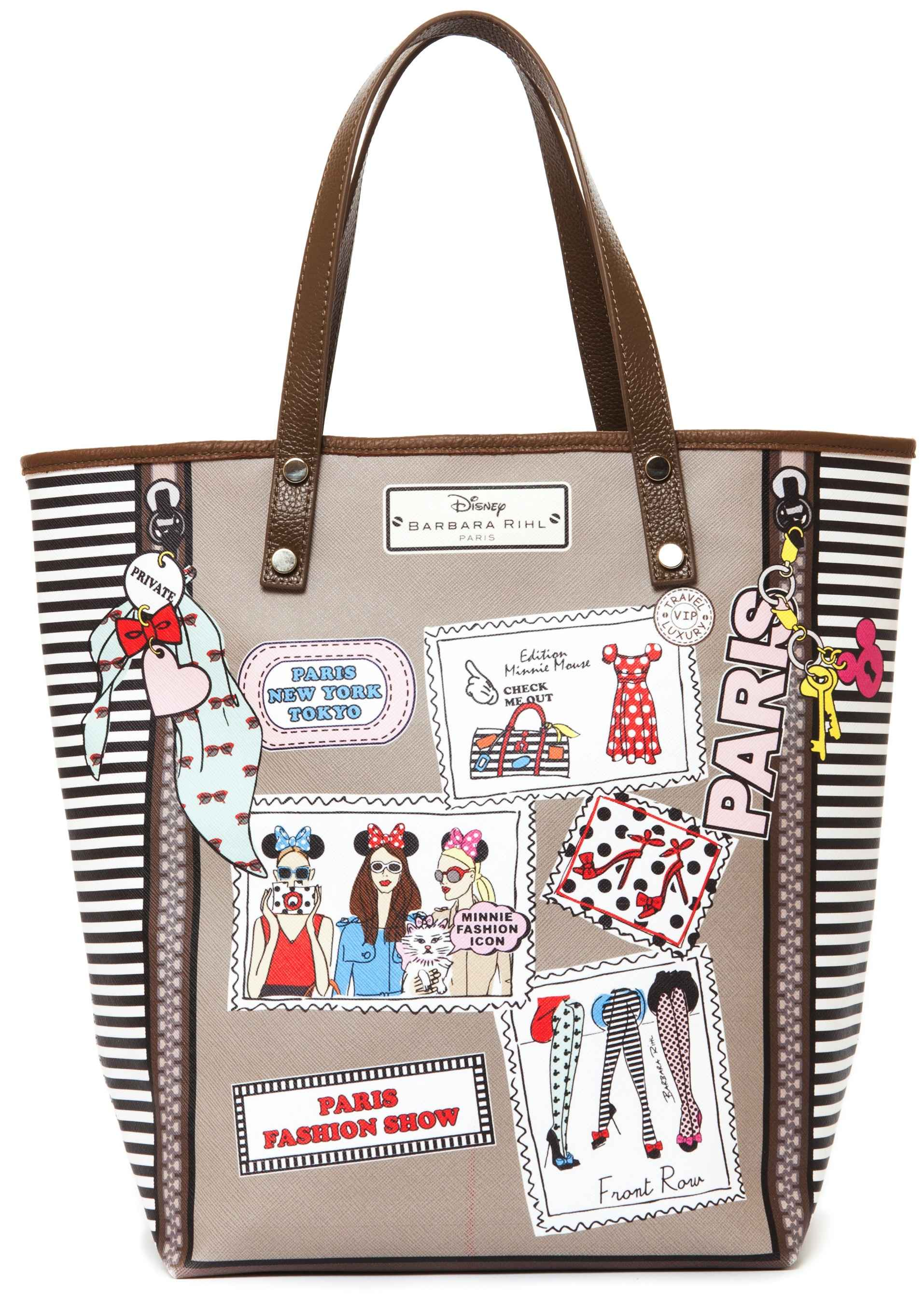 You Know Barbara Rihl For Her Famous Four Zipper Bags Miss Sarah Each Of Which Tells Travel Stories Reflecting The Designer S Joie De Vivre