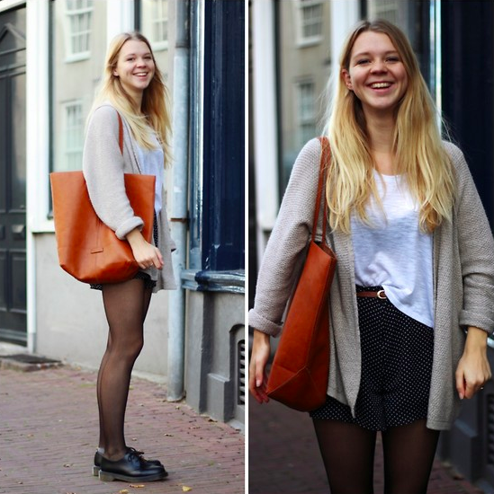 fashion blogger - the clothes maiden