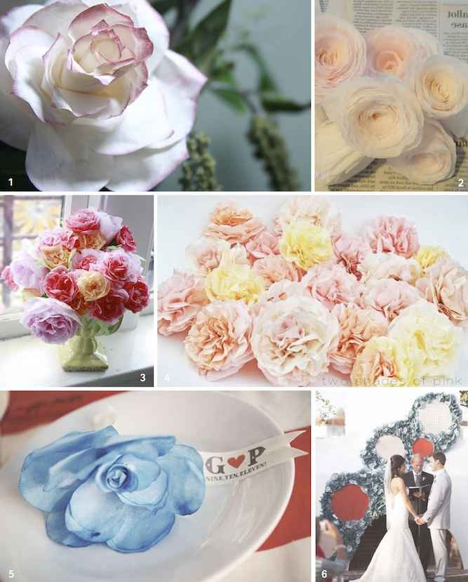 How To Make Beautiful Coffee Filter Flowers The Clothes