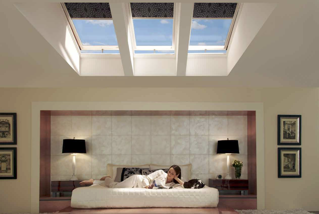 How to choose the right roof lights for your home the Ceiling window
