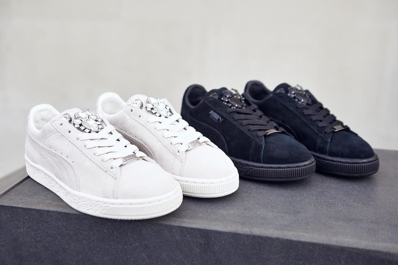 puma basket jewels