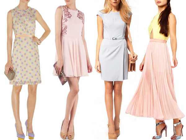 What to wear to a spring summer wedding the clothes maiden - Tenue plage femme ...